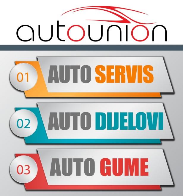 Autoservis Autodijelovi Autogume AUTOUNION Trebinje