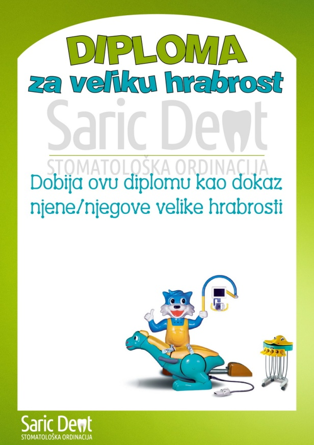 Diplome dr Saric A4 50kom