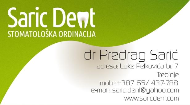 vizit karta i podsjetnik stomatolog saric-01
