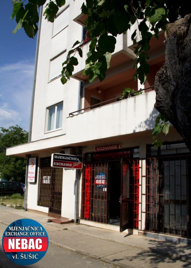TREBINJE INFO MJENJAČNICA NEBAC (Exchange office)