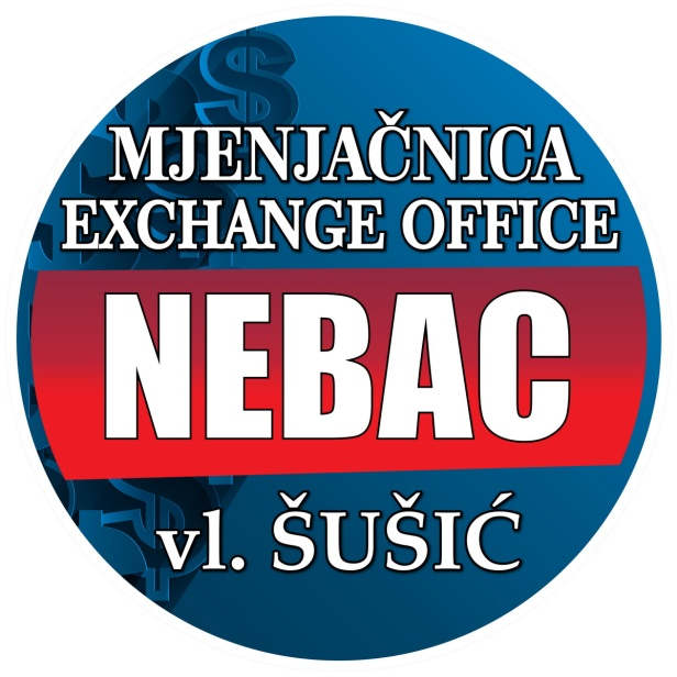 TREBINJE INFO MJENJAČNICA NEBAC (Exchange office)