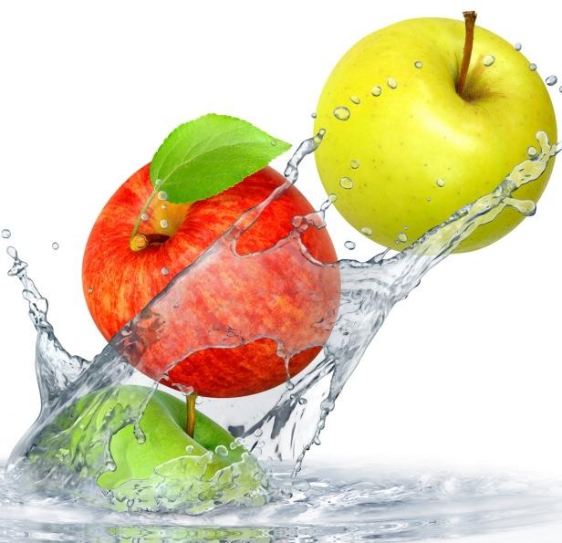 voda jabuka