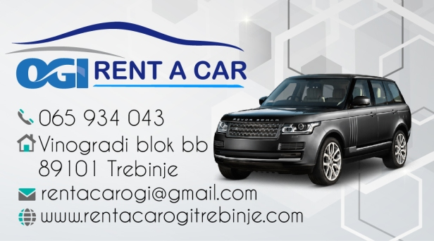 Rent a car Ogi Trebinje