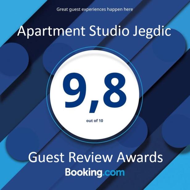 Apartment Studio Jegdić