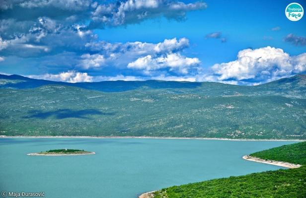 Maja Đurasović Bilećko jezero