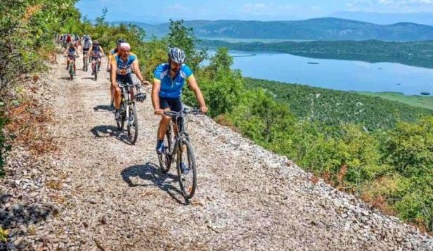 nova biciklistička staza