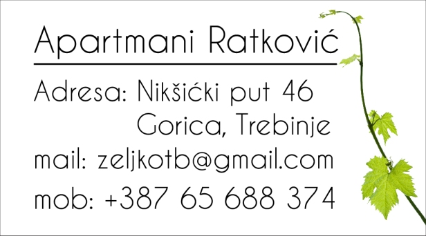 APARTMANI RATKOVIĆ-01-01