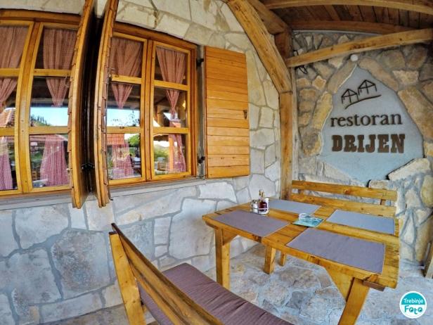 Restoran DRIJEN