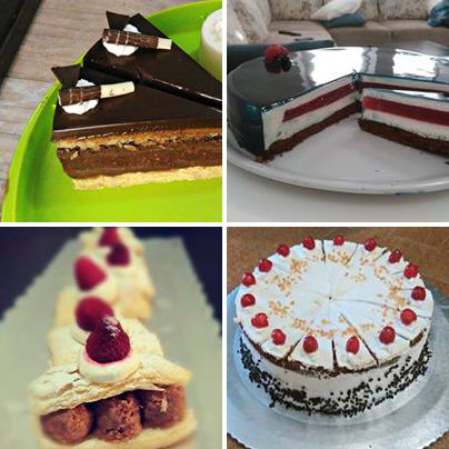 Cocoa&Vanilla cake shop