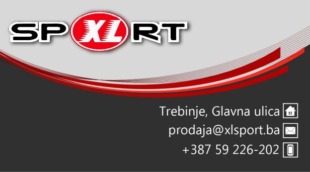 XL SPORT vizitka