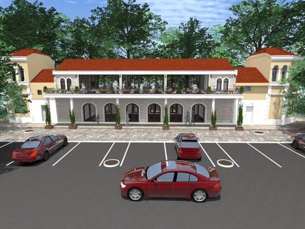 Nova gradska tržnica u Trebinju 2
