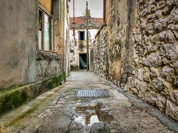 stari grad ulica