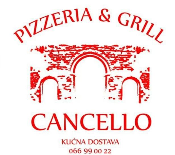 Pizzeria & Grill Cancello logo