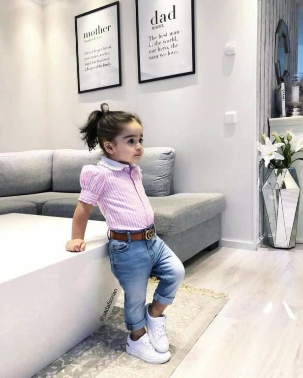 Devojčica sa stilom (2)