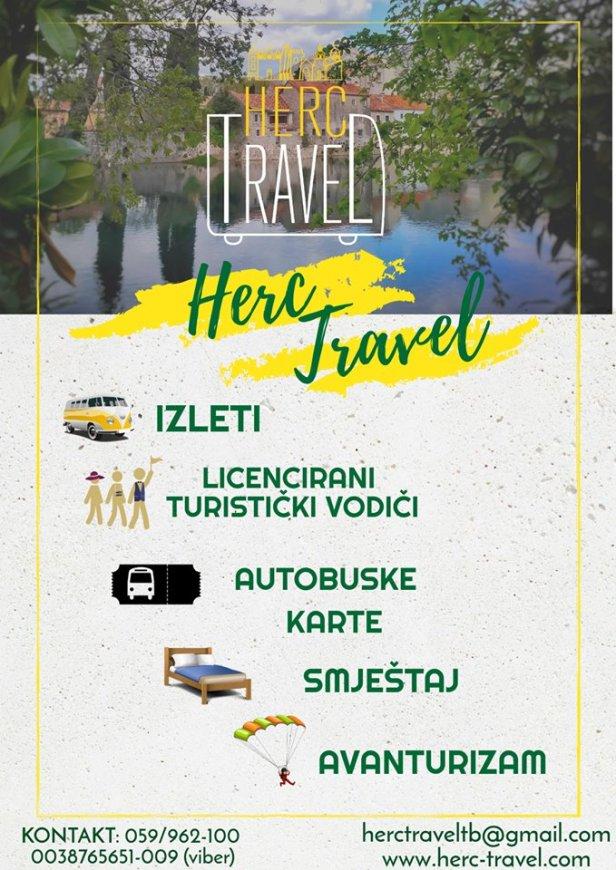 Herc Travel ponuda