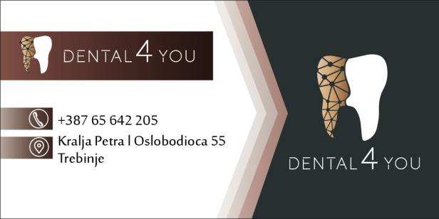 dental 4 you vizitka-01